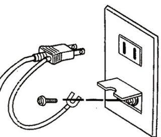 AC100V15A 常時1500W供給可能なアース付コンセント 家庭同形状