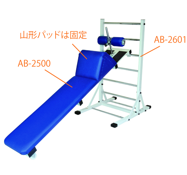 AB-2500+AB-2601組合せ例