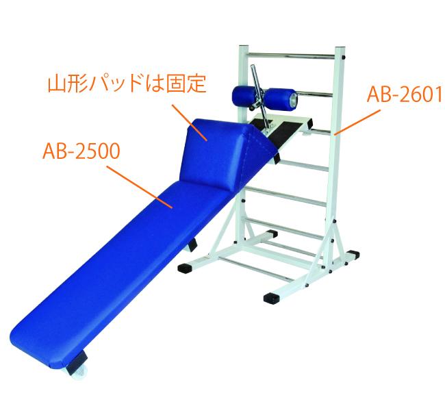 AB-2500+ABL-2601