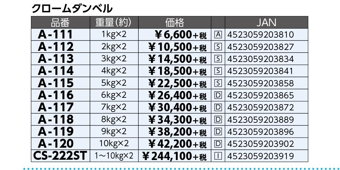 【価格・送料一覧】