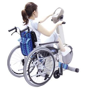 【車椅子使用例】