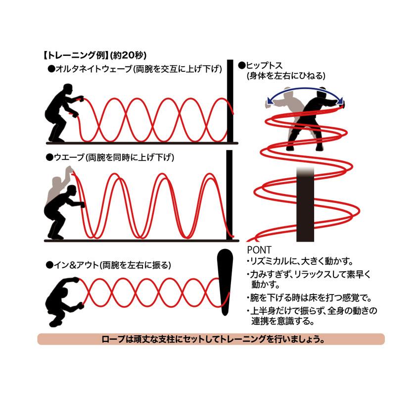 【トレーニング方法】